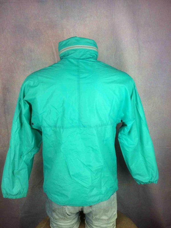 K WAY Jacket Veste Made in France Vintage 90s Gabba.. 4 scaled - K-WAY Veste Made in France Vintage 90s Doublé
