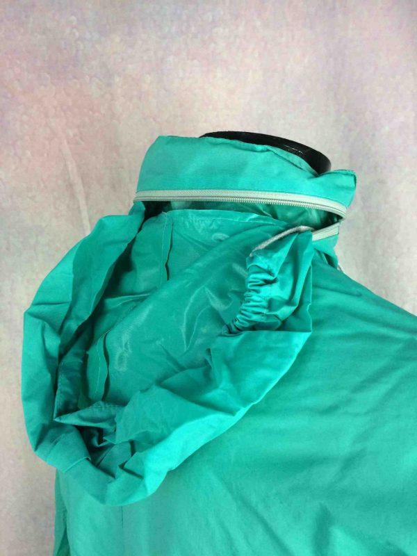 K WAY Jacket Veste Made in France Vintage 90s Gabba.. 5 scaled - K-WAY Veste Made in France Vintage 90s Doublé