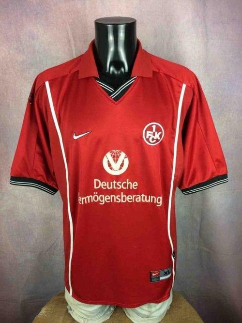 KAISERSLAUTERN Jersey 1999 2000 Nike VTG 1FCK - Gabba