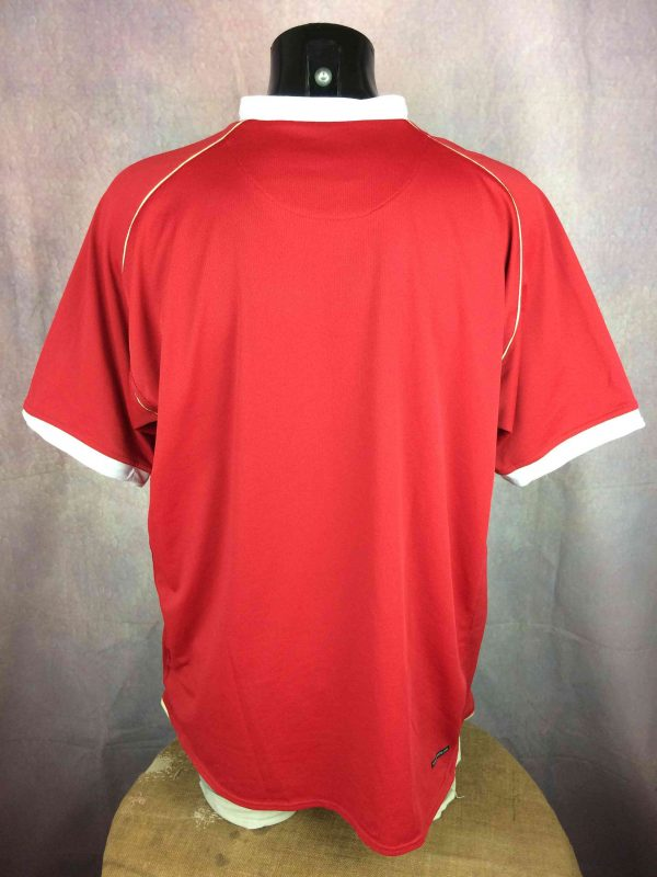 MANCHESTER UNITED Jersey 2006 2007 Home Nike Gabba Vintage 4 scaled - MANCHESTER UNITED Jersey 2006 2007 Home Nike