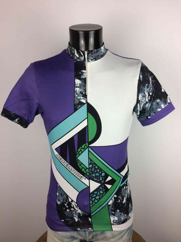 NAKAMURA Maillot Vintage 90s Made in Italy - Gabba Vintage (4)