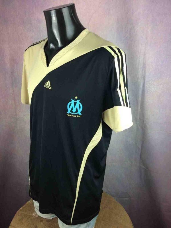 OM Jersey 2008 2009 Third Marseille Rare Gabba Vintage 3 resultat - MARSEILLE Maillot 2008 2009 Third OM Rare Or
