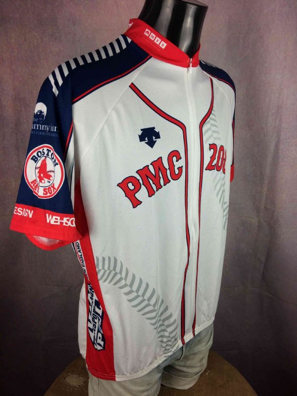 PAN MASS CHALLENGE Jersey Vintage 03 Boston Gabba Vintage 3 resultat - PAN MASS CHALLENGE Maillot Vintage 2003 MLB