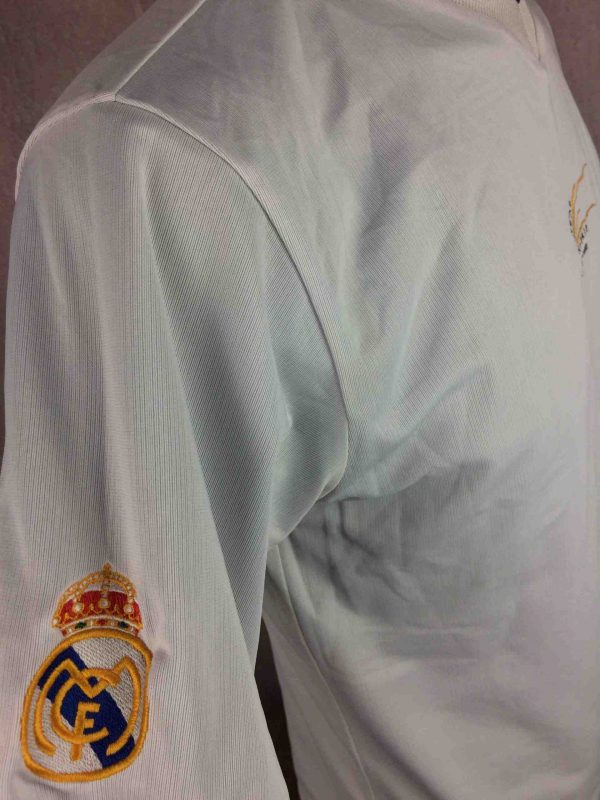 REAL MADRID Jersey Vintage 2001 2002 Reversible Gabba Vintage 5 scaled - REAL MADRID Jersey VTG 2001 2002 Reversible