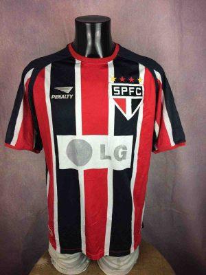 SÃO PAULO Jersey Vintage 2002 Away Penalty - Gabba Vintage