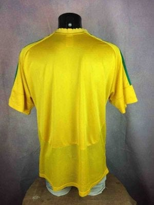 SOUTH AFRICA Jersey Away 2002 2004 Adidas CAF - Gabba...