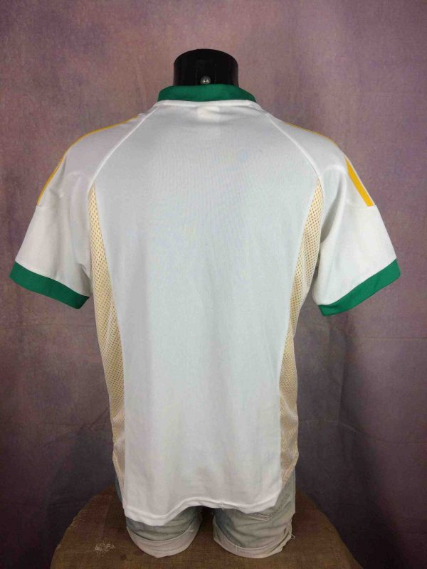 SOUTH AFRICA Jersey Home 2002 2004 Adidas Gabba Vintage 5 scaled - SOUTH AFRICA Maillot Adidas Football Vintage