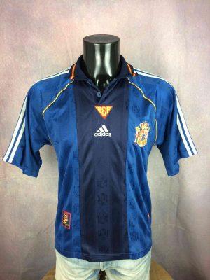 SPAIN Jersey Away Vintage 1999 2000 Adidas - Gabba Vintage