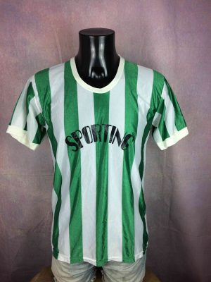 SPORTING Jersey VTG 80s Made in Colombia #7 - Gabba Vintage