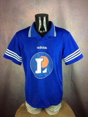 VALENCE Jersey Avant Saison 1995 1996 Porté - Gabba Vintage