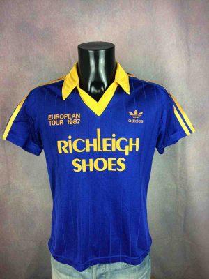 WITS Jersey European Tour 1987 Adidas Vintage - Gabba Vintage