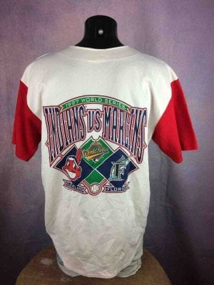 WORLD SERIES 1997 Jersey Vintage Made in USA - Gabba Vintage