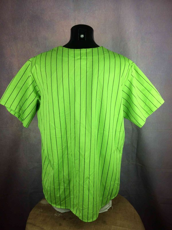 YANKEES Jersey Vintage 00s NY Made in USA - Gabba Vintage