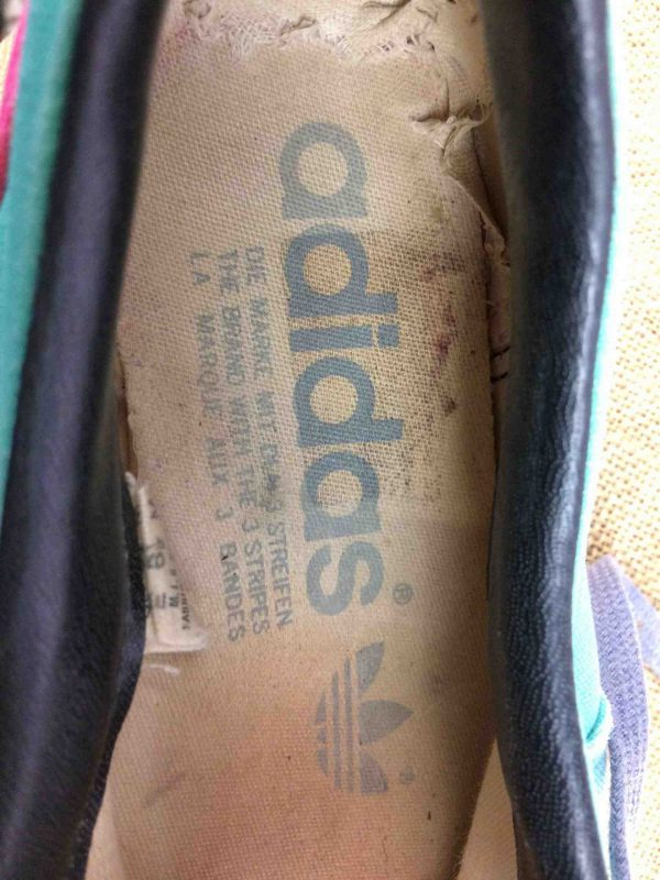 ADIDAS Flash Sneakers Vintage 80s F 38 Gabba Vintage 4 scaled - ADIDAS Flash Sneakers Vintage 80s F: 38