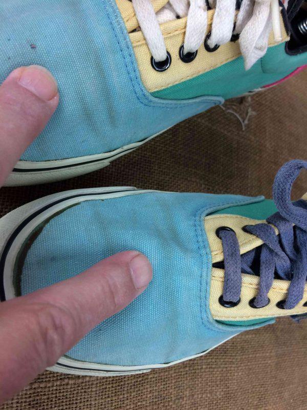 ADIDAS Flash Sneakers Vintage 80s F 38 Gabba Vintage 9 scaled - ADIDAS Flash Sneakers Vintage 80s F: 38