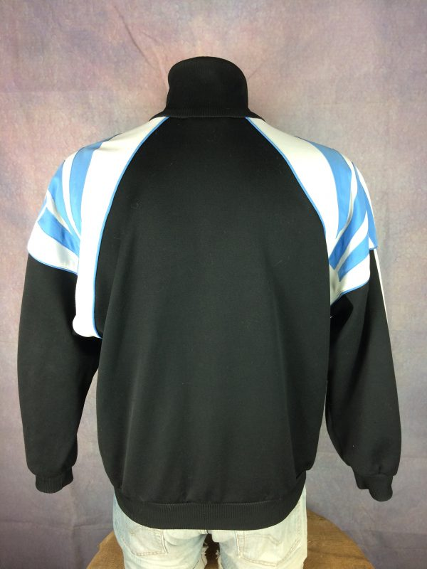 ADIDAS Jacket Vintage 90s 3 Stripes Design Gabba Vintage 7 scaled - ADIDAS Veste Vintage 90s  3 Stripes Design