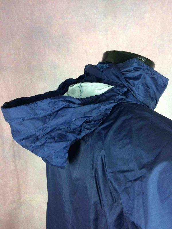 ADIDAS Rain Jacket Windbreaker Hood VTG 2000 Gabba Vintage 7 compressed compressed scaled - ADIDAS Veste Impermeable Vintage 2000 Sport