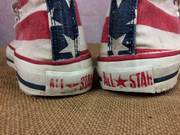 CONVERSE All Star Made in USA Vintage FR36 Gabba Vintage 10 scaled - CONVERSE All Star Made in USA Vintage FR:36