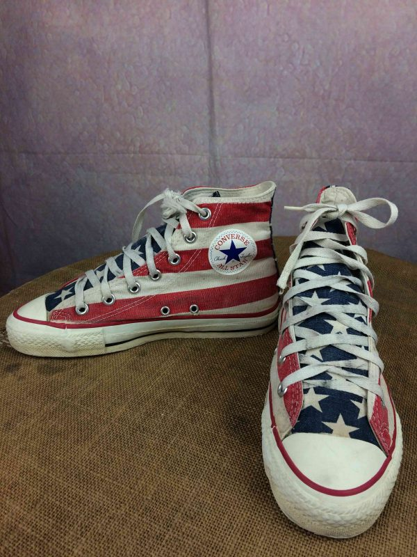 CONVERSE All Star Made in USA Vintage FR36 - Gabba Vintage
