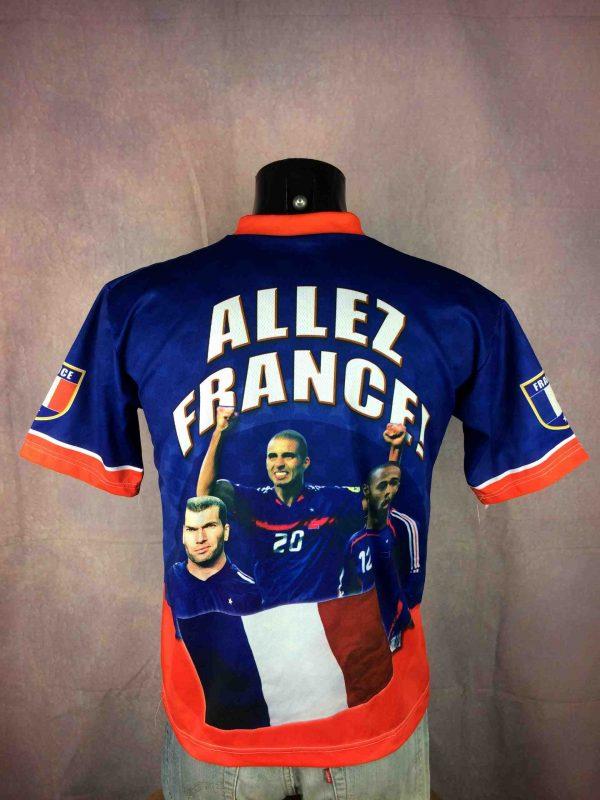 FRANCE Jersey Zidane Trezeguet Henry 2002 Fan Gabba Vintage 1 scaled - FRANCE Jersey Zidane Trezeguet Henry 2002 Fan