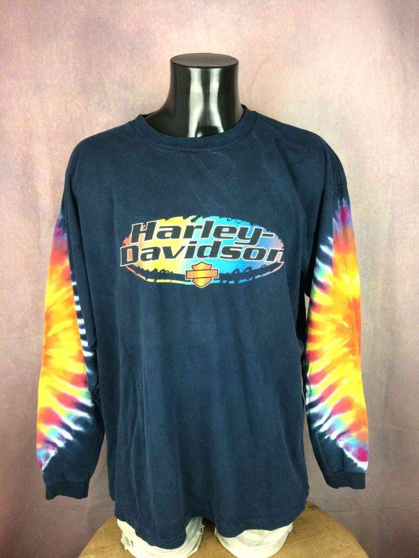 HARLEY DAVIDSON T-Shirt Official Vintage 2003 - Gabba Vintage