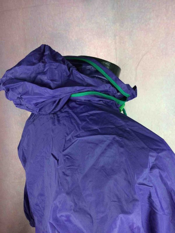 K WAY By K Way Rain Jacket Vintage 90s Hood Gabba Vintage 7 scaled - K WAY By K Way Rain Jacket Vintage 90s Hood