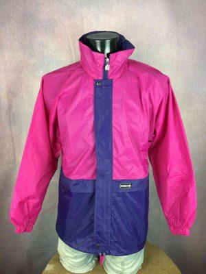 K-WAY International Jacket Veste Vintage 90s - Gabba Vintage