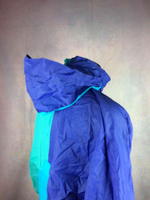 K WAY Rain Jacket Vintage 90 Waterproof Gabba Vintage 1 scaled - K WAY Rain Jacket Vintage 90 Waterproof