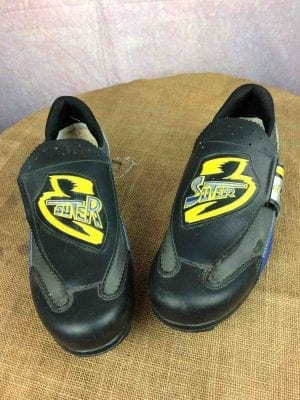 LUCK Cycling Shoes Vintage 90s Gravel Eroica - Gabba Vintage