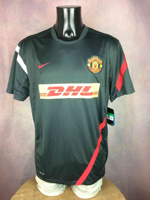 MANCHESTER UNITED Jersey 2011 Training Nike - Gabba Vintage