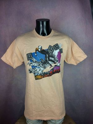 OCEAN PACIFIC T-Shirt Vintage 80s Surf USA - Gabba Vintage