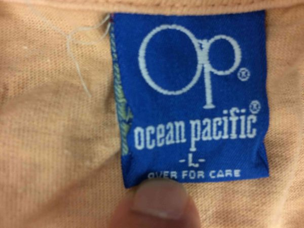 OCEAN PACIFIC T Shirt Vintage 80s Surf USA Gabba Vintage 5 scaled - OCEAN PACIFIC T-Shirt Vintage 80s Surf  USA