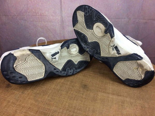 PUMA Sneaker Vintage 90s Made in Indonesia 44 Gabba.. 9 scaled - PUMA Sneaker Vintage 90s Made in Indonesia 44