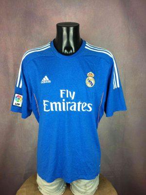REAL MADRID Jersey 2013 2014 Away Adidas - Gabba Vintage