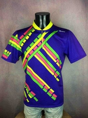 SANTINI SMS Jersey Vintage 90s Italy Eroica - Gabba Vintage