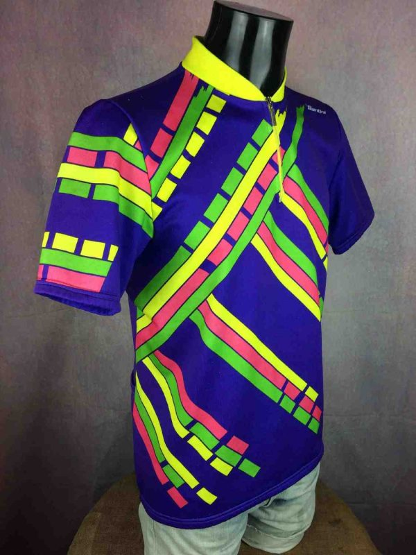 SANTINI SMS Jersey Vintage 90s Italy Eroica Gabba Vintage 3 resultat - SANTINI SMS Maillot Vintage 90s Made in Italy