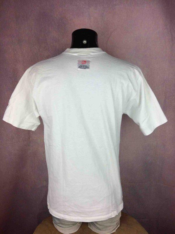 SENNA T Shirt Vintage 1994 Official Foundation Gabba Vintage 2 scaled - AYRTON SENNA Foundation T-Shirt Vintage 1994