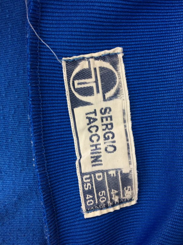 SERGIO TACCHINI Jacket VTG 80s Made in Italy Gabba Vintage 1 scaled - SERGIO TACCHINI Veste VTG 80s Made in Italy