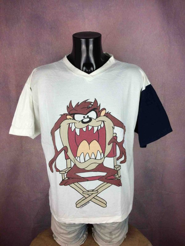 TAZ T-Shirt Vintage 1996 Official Warner Bros - Gabba Vintage