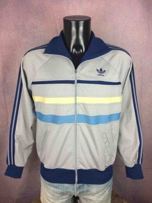 ADIDAS First Veste Made in France Ventex 80s - Gabba Vintage