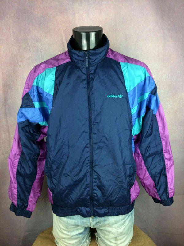 ADIDAS Jacket Made in Thailand Vintage 90s - Gabba Vintage