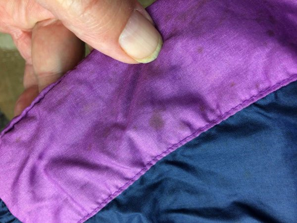 ADIDAS Jacket Made in Thailand Vintage 90s Gabba Vintage 6 scaled - ADIDAS Veste Made in Thailand Vintage 90s