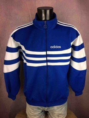 ADIDAS Veste Vintage 90s Made in Indonesia - Gabba Vintage