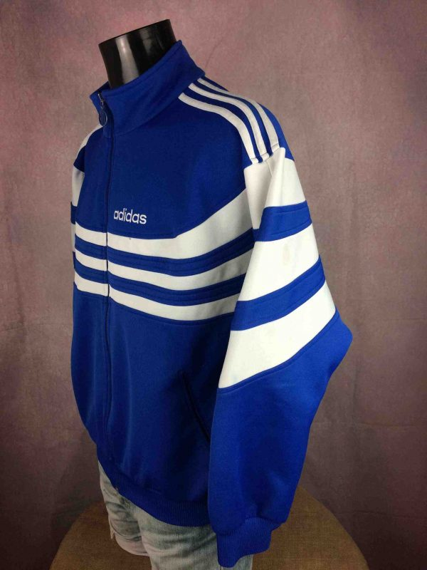 ADIDAS Veste Vintage 90s Made in Indonesia Gabba Vintage 5 scaled - ADIDAS Veste Vintage 90s Made in Indonesia