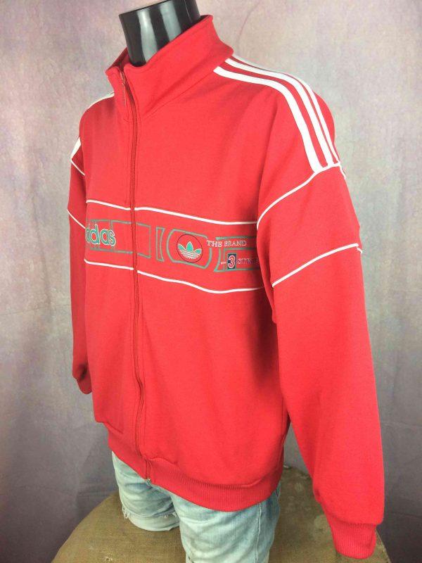 ADIDAS Veste Vintage 90s Trefoil 3 Stripes Gabba Vintage 4 scaled - ADIDAS Veste Vintage 90s Trefoil 3 Stripes