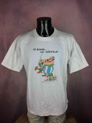 ASTERIX T-Shirt Obélix Official Vintage 1992 - Gabba Vintage