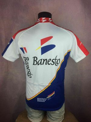 BANESTO Maillot Nalini Campagnolo Tour 1994 Gabba Vintage 1 - Home