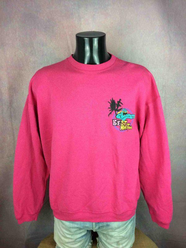 BEST MONTANA Sweatshirt Vintage 80s France Gabba Vintage 2 scaled - BEST MONTANA Sweatshirt Vintage 80s France