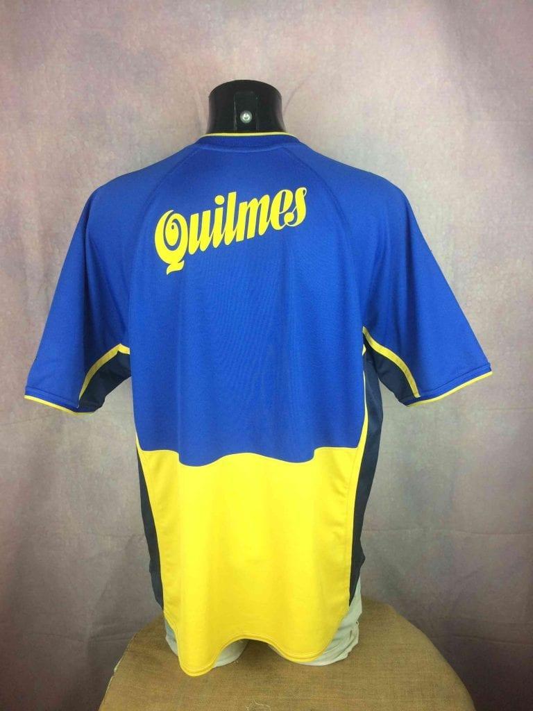 BOCA JUNIORS Maillot Home 2001 Nike CABJ Gabba Vintage 3 - Maillot du jour : Boca Juniors 2001
