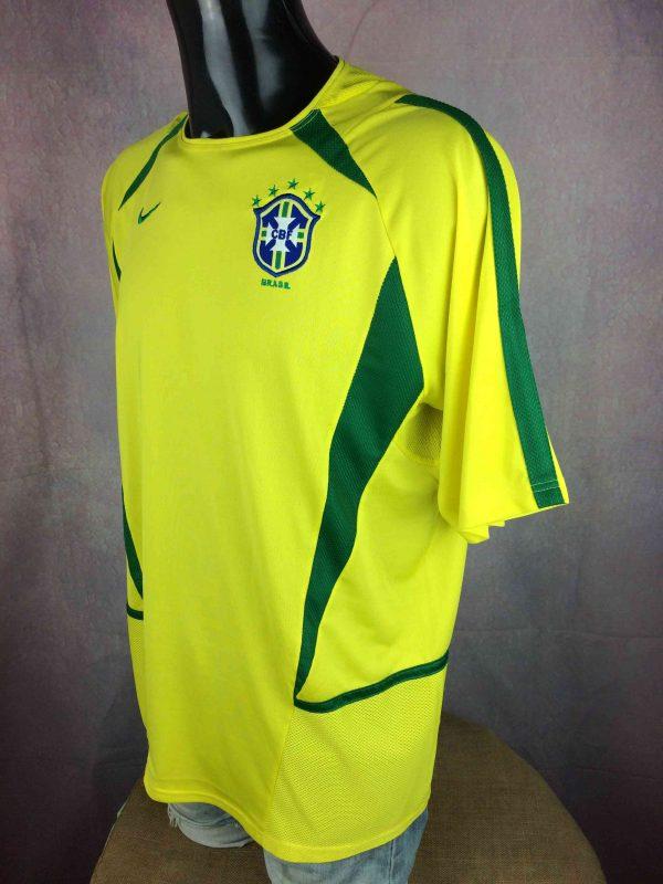 BRAZIL Maillot Vintage 2002 2003 Home Nike Gabba Vintage 1 scaled - BRAZIL Maillot Vintage 2002 2003 Home Nike